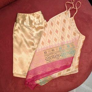 Valerie Stevens camisole set